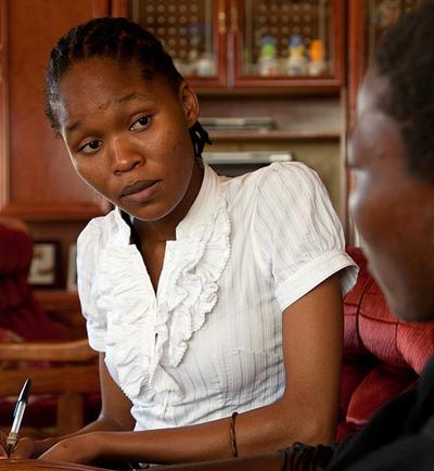 Botswana M&E officer