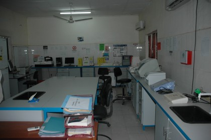 Dubti Hospital Lab