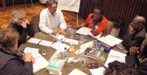 Leaders in Health--Namibia! working group, 2010