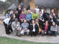 Retreat with UW and UNAM faculty, 2009