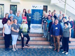 I-TECH Ukraine Trains Faculty in Innovative Teaching Methods