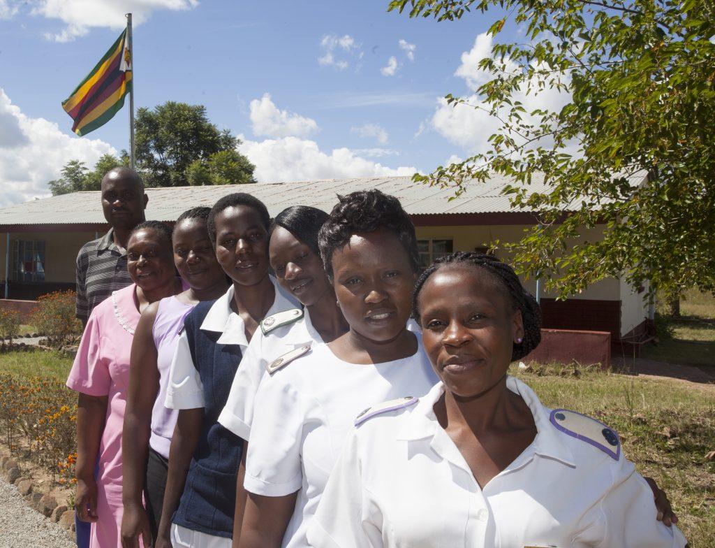 I-TECH Zimbabwe Office Transitions to Local Organization